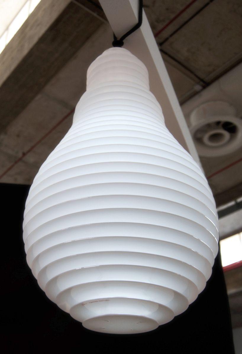 kutarq: big bulb lamp
