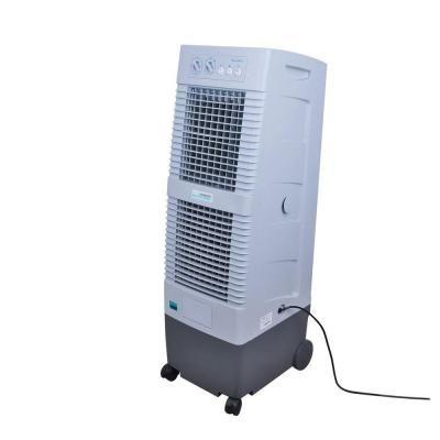 Hessaire 1,100 CFM 3-Speed Portable Evaporative Cooler for ...