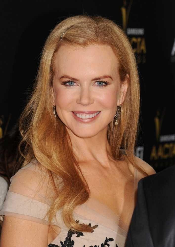Kidman hot nicole Nicole Kidman: