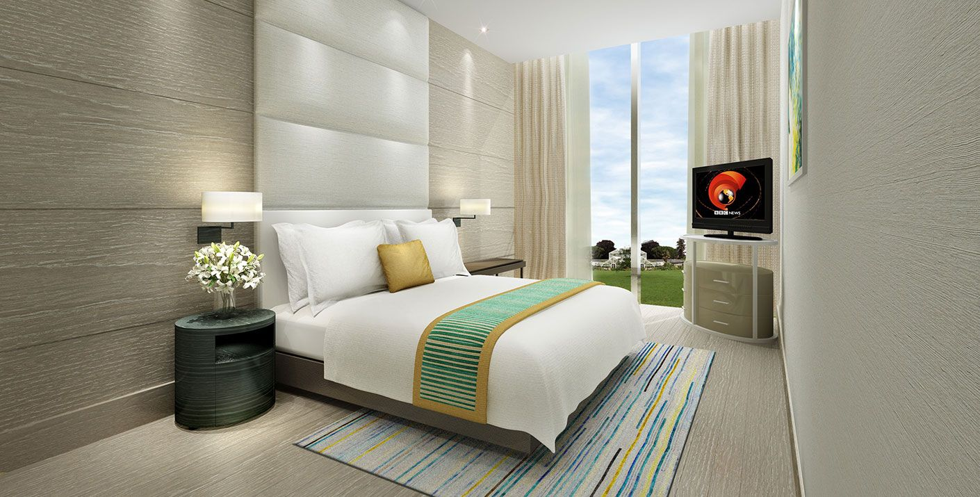 citadines serviced residence in bangalore india designed by studio