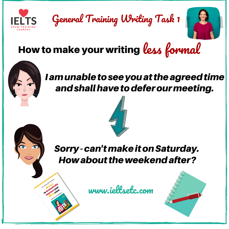 A letter or email to colleagues Ielts, Ielts writing