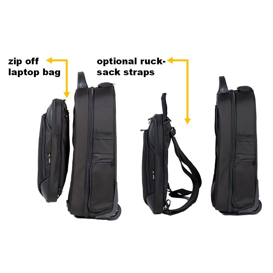Lightweight Carry-On suit carrier and garment | Men's Suit luggage ...