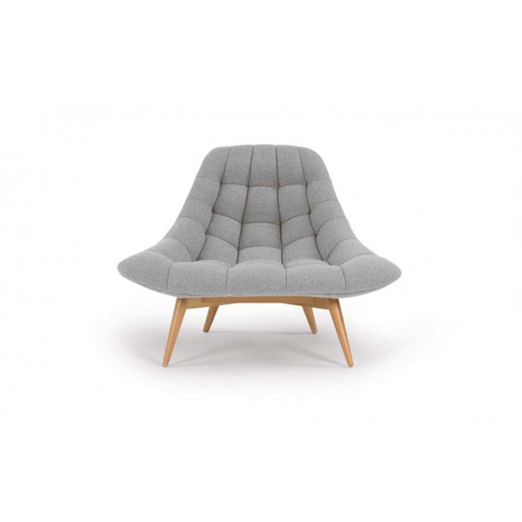 Burlington Mid Century Lounge Chair – Wazo Furniture