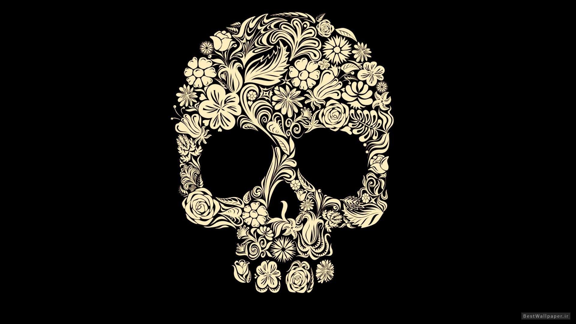 Cute Skeleton Wallpaper Hd Skeleton Wallpaper Skull Wallpaper Sugar Skull Tattoos Skull Art