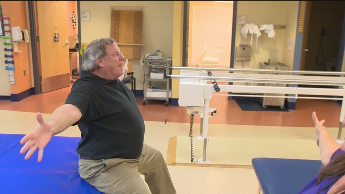 A form of physical and speech therapy that's helping