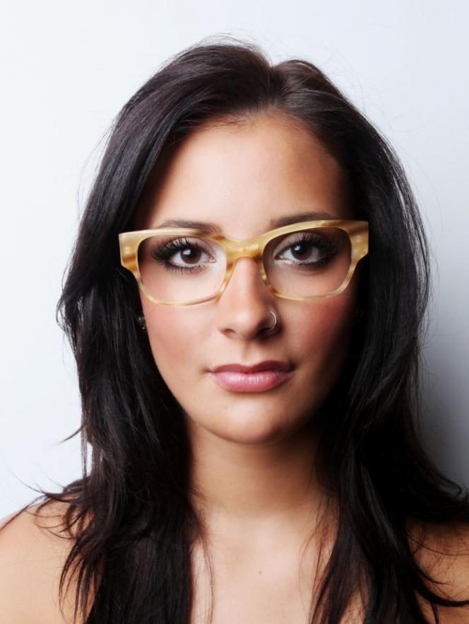 24538b4a7d light colored glasses caramel plastic frames geek chic glasses vintage  eyewear