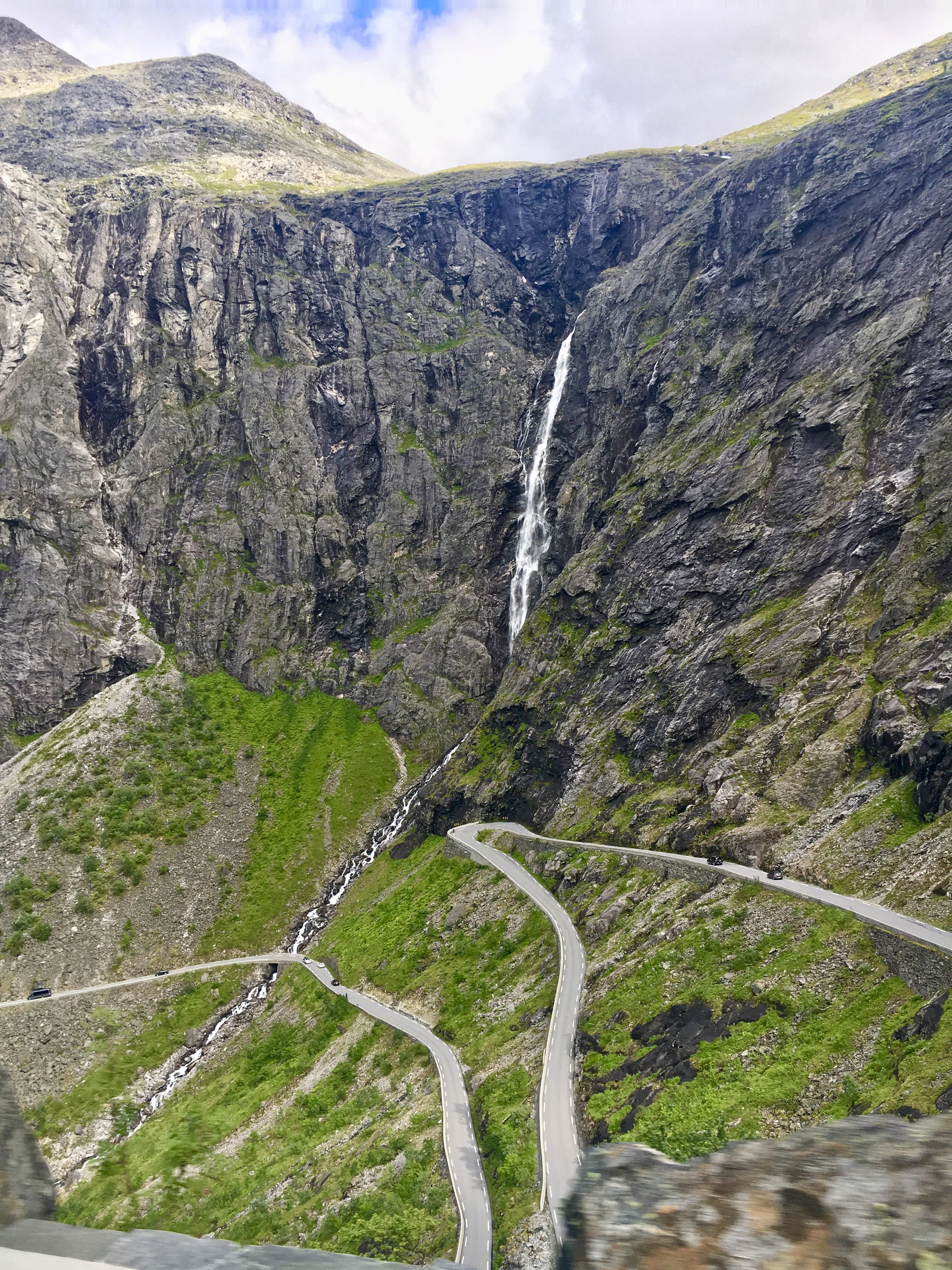 Trollstigen road one of the best drives in the world bridge trollstigen road or trolls ladder in norway is rated as one of publicscrutiny Choice Image