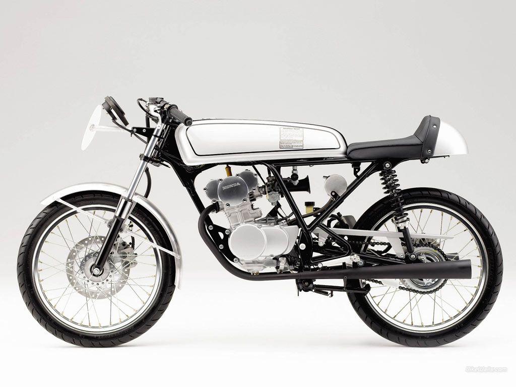 Honda XL125 Motorcycle