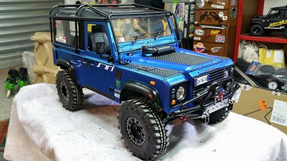 sweet land rover defender rc rc nitro trucks modell. Black Bedroom Furniture Sets. Home Design Ideas