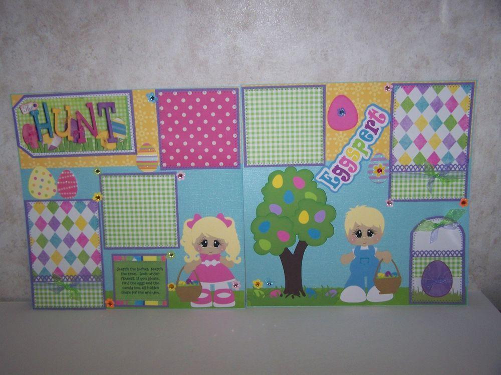 2 Girls Scrapbook /& Card Making Small Premade PAPER Die Cuts