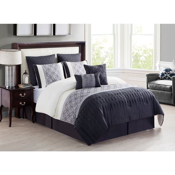 VCNY Rihanna 10-piece Comforter Set (As Is Item)