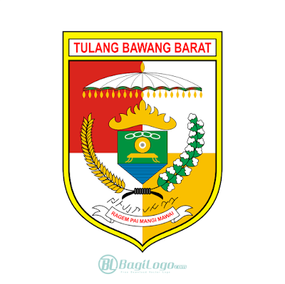 Kabupaten Tulang Bawang Barat Logo Vector Vector Logo Custom Logos Vector