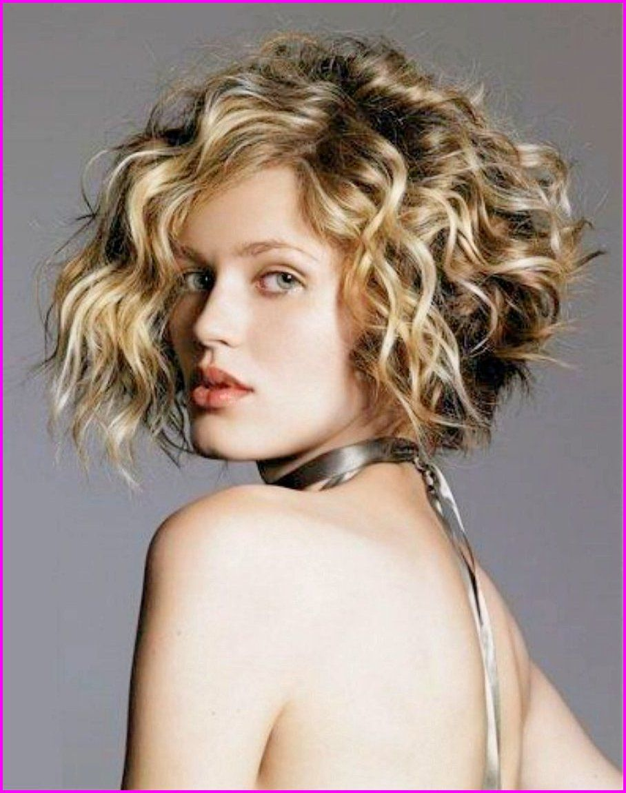 Thick Hair Short Wavy Hairstyles 2019