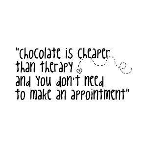 Chocolate Love Quotes Entrancing I Love Chocolate Quotesquotesgram  Dirty Girl  Pinterest