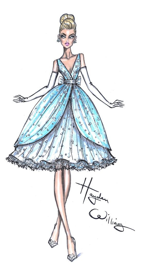 by Hayden Williams - in honor of the Cinderella movie