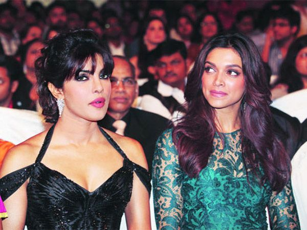 Deepika Padukone Was Quizzed By A Leading Magazine About Her So Called Rivalry With Priyanka Chopra Her Answer Was Qui Deepika Padukone Priyanka Chopra Chopra