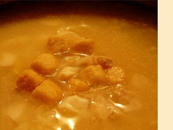Sevilla Archive - La Cocina Andaluza Sopa amarilla