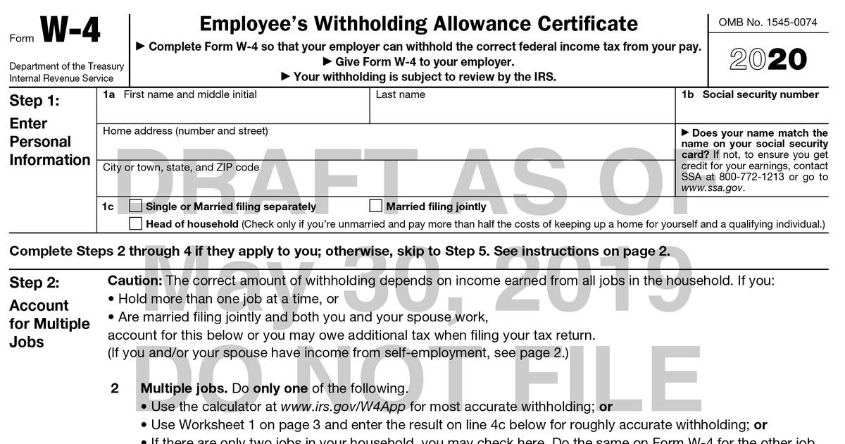 In A Comment Letter Sent June 13 2019 Roger Harris Expressed Concern That The New Requirements Placed On Employers P Federal Income Tax Lettering Employment