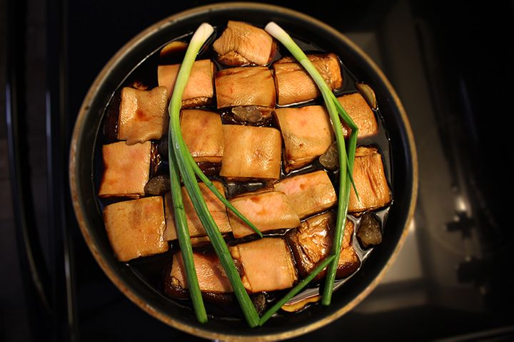 How to cook Shanghai Style Slow Cooked Pork Belly
