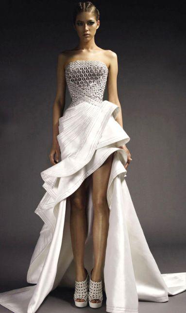 Atelier Versace www.madamebridal.com