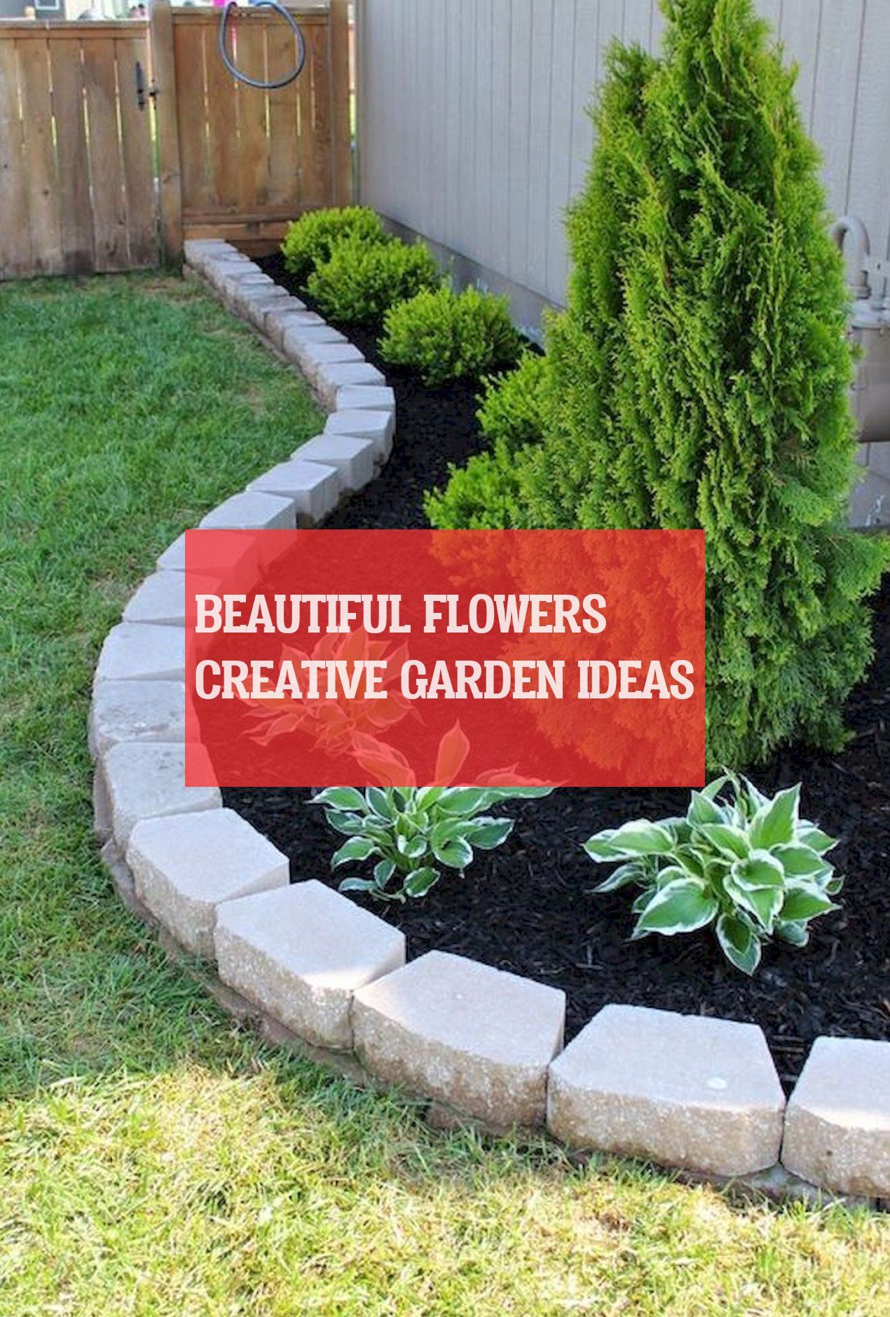 Beautiful Flowers creative garden ideas