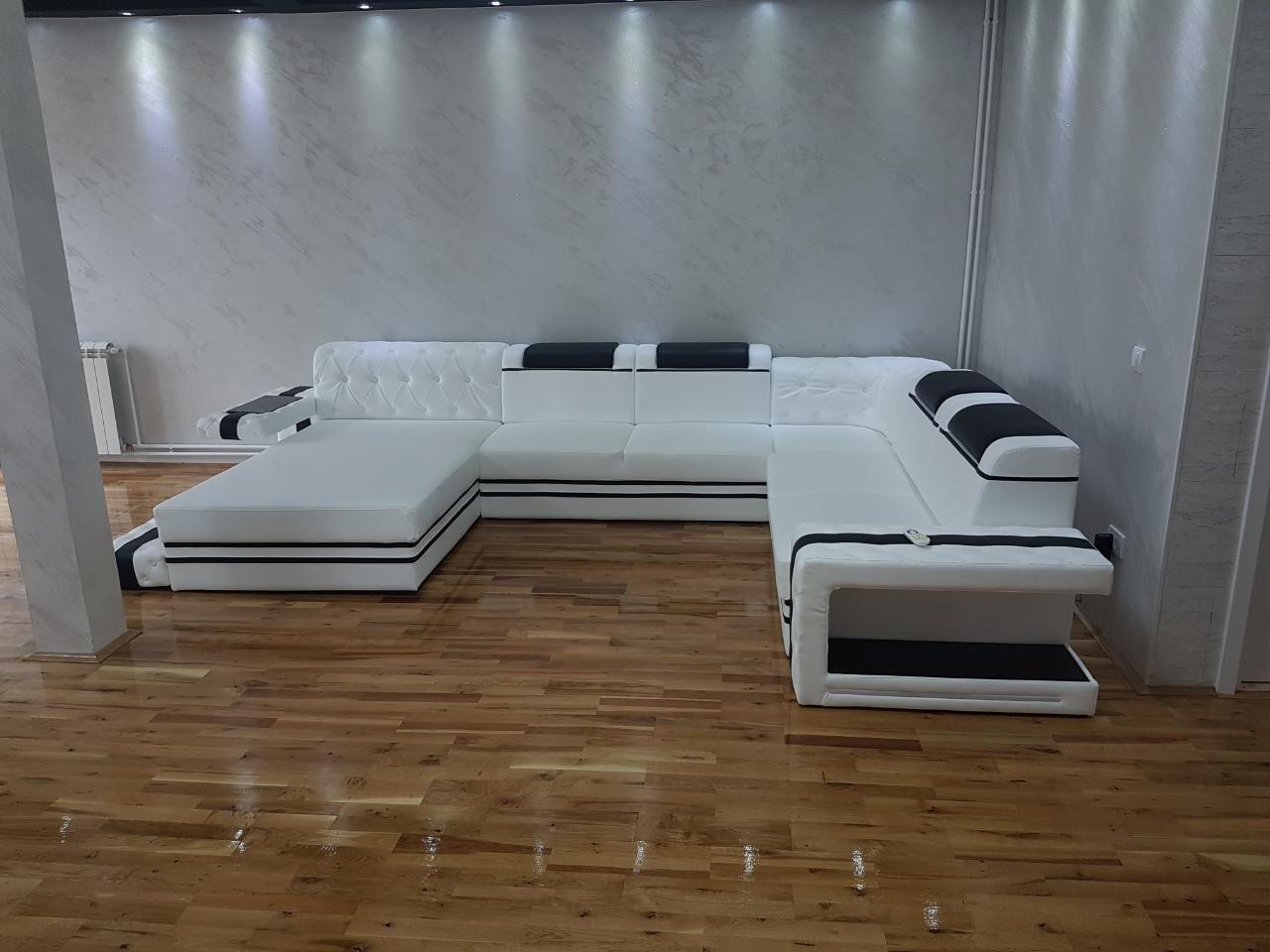 Canape Imperial Xxl Led Nativo Mobilier Design Living Room Sofa