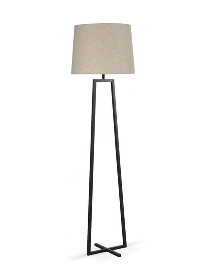 Caddisy floor lamp by design craft at gilt