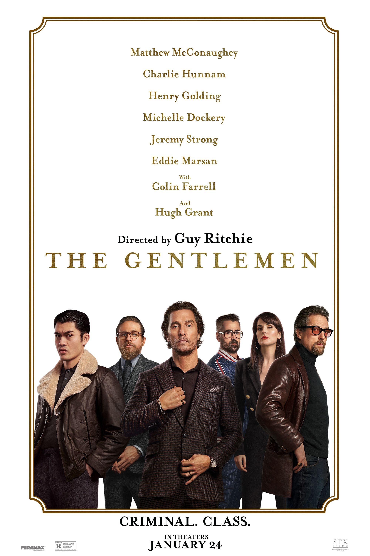 狂紳士幫|The Gentlemen|113min/2019 |GuyRitchie