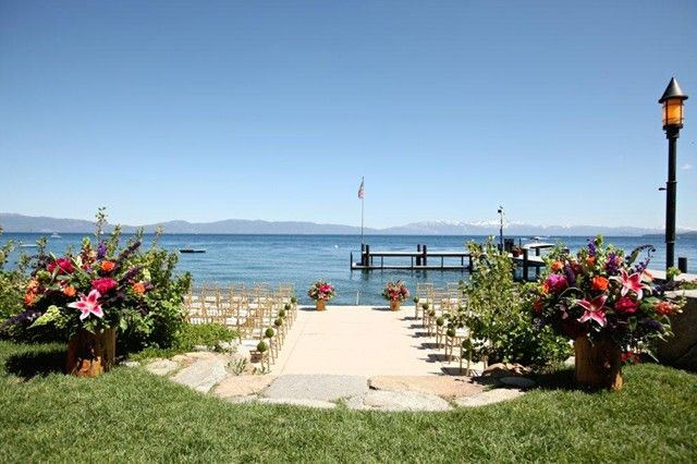 Laughing Bear Lodge In Lake Tahoe Lakefront Weddings Front Wedding Estate Als And Lakeview