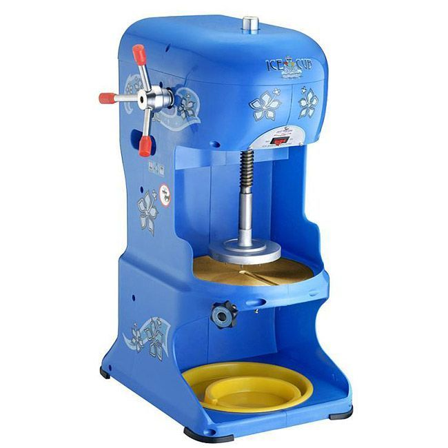 Osp shaved ice machine