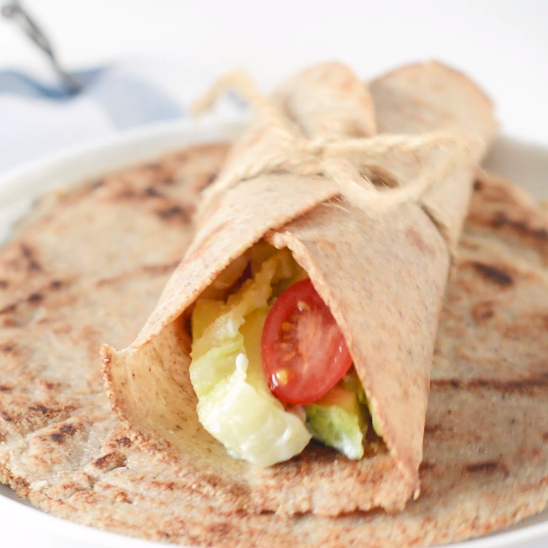 KETO ALMOND FLOUR TORTILLAS - VEGAN