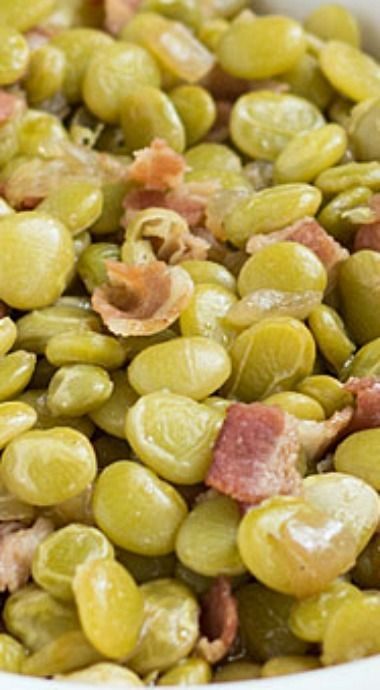 Photo of Southern Butter Beans   The Blond Cook