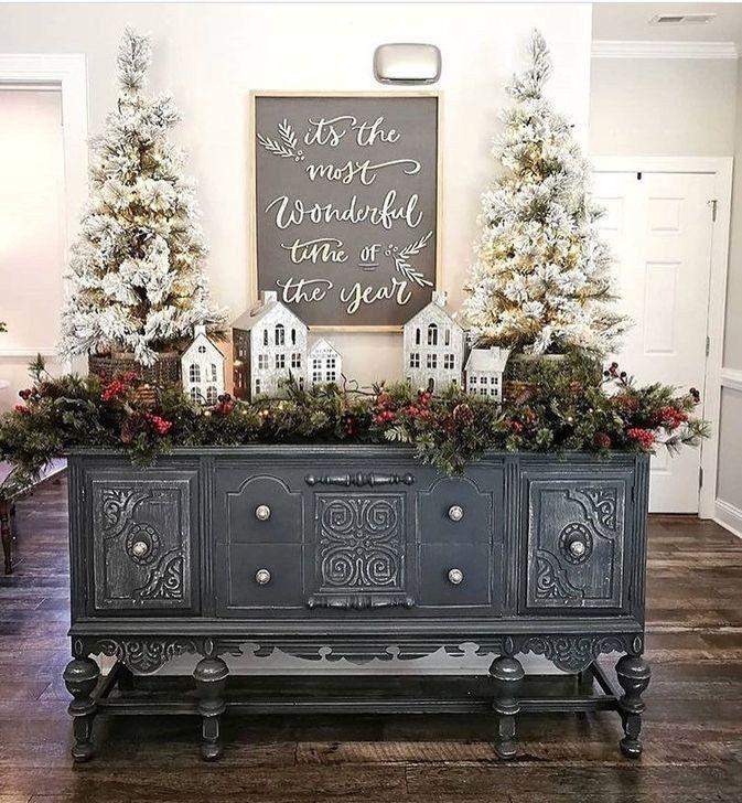 27+ Elegant Vintage Christmas Decoration Ideas #weihnachtlicheszuhause