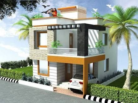 Image Result For Front Elevation Designs Duplex Houses In India