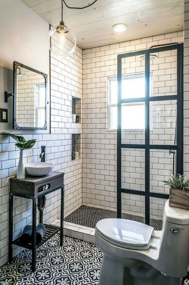 78 luxury farmhouse tile shower ideas remodel budget on beautiful farmhouse bathroom shower decor ideas and remodel an extraordinary design id=65482