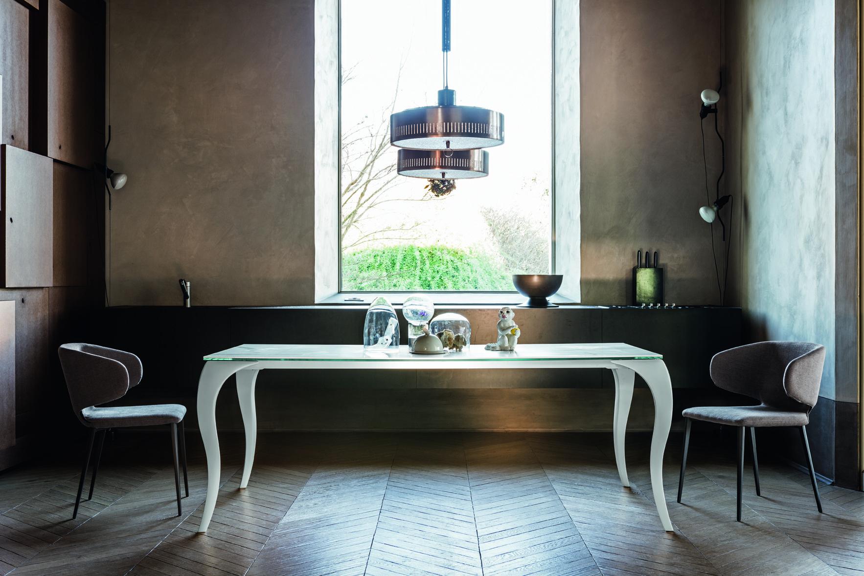 Dalia milano by smellink interiors eetkamer eettafel en