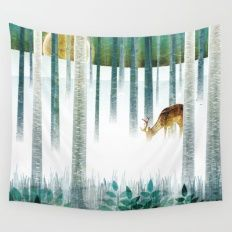 last morning (complete?) Wall Tapestry