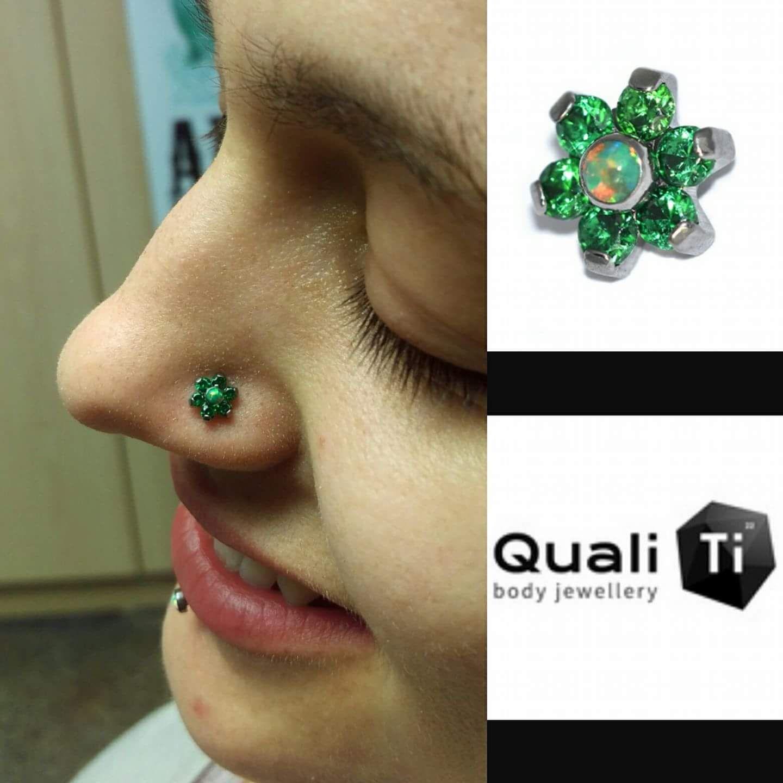 Double nose piercing plus septum   Pleasing NosePiercing Ideas to PerkUp Your Style Quotient