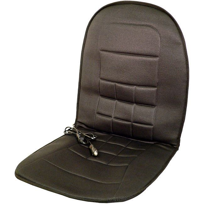Infusium Wagan IN9738 Black 12V Heated Seat Cushion