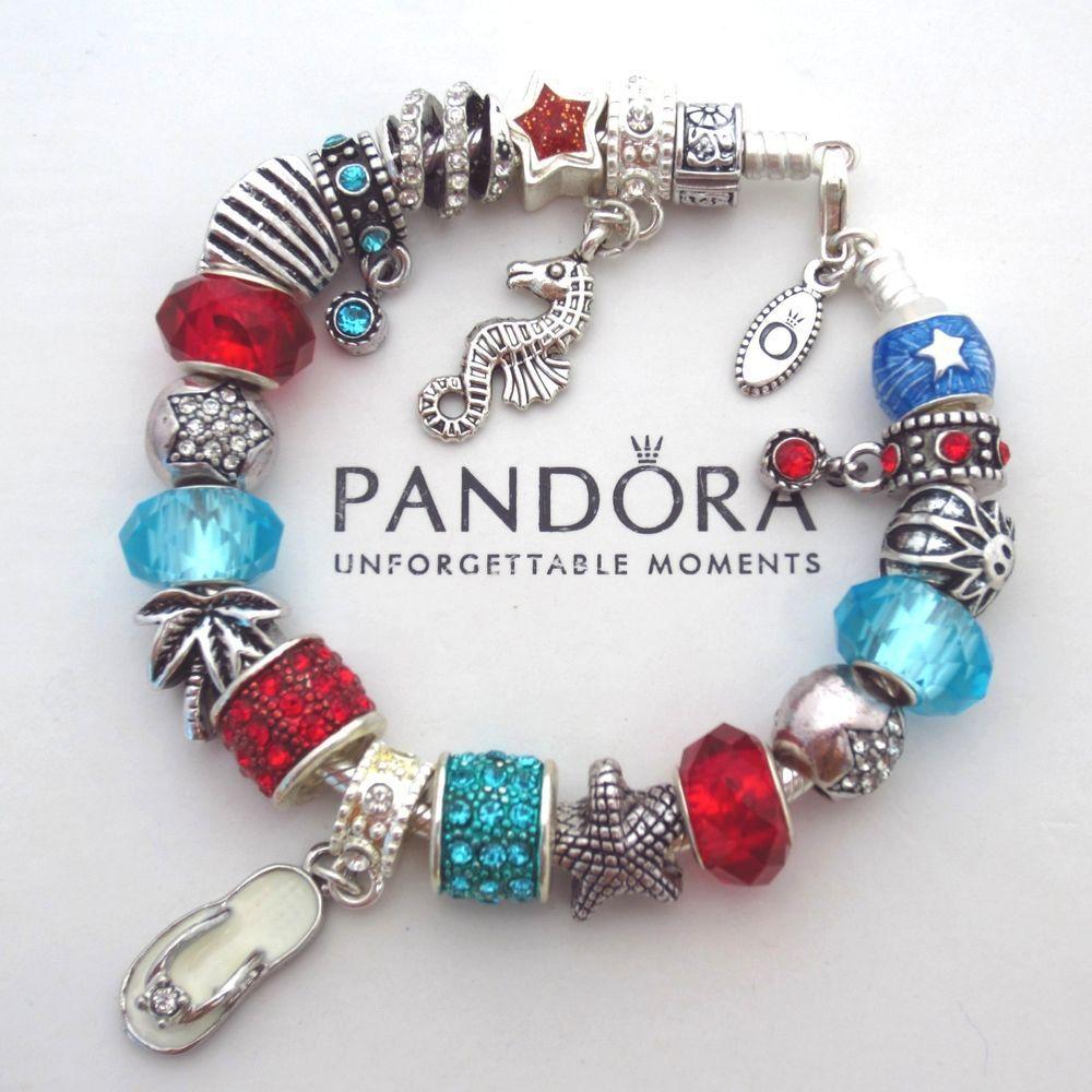 Italian European Style Bracelet Charm Bead Dragonfly