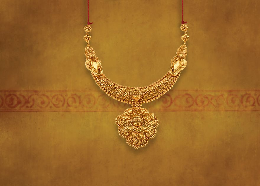 Tanishq\'s Diwali offering, Shubham, is a range of stunning gold ...