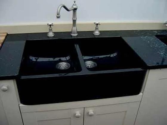 جرانيت اسود دبل بلاك مطابخ جرانيت أنواع وأسعار الجرانيت الأسود Black Kitchen Sink Black Sink Sink