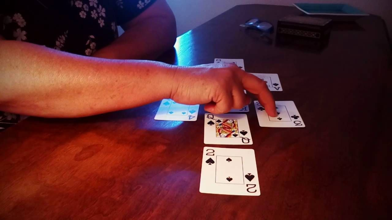 Photo of Lesson 02 – Fortune Telling with regular playing cards – Tree of Life spread