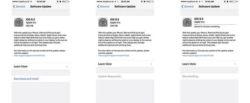 It has been more than 2 months since Apple first revealed some of the features that would come with their latest operating system – iOS 9.3.
