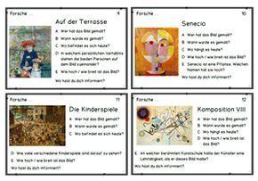 Forschen Und Entdecken Beruhmte Kunstwerke Beruhmte Kunstwerke Kunstunterricht Kunst Unterrichten