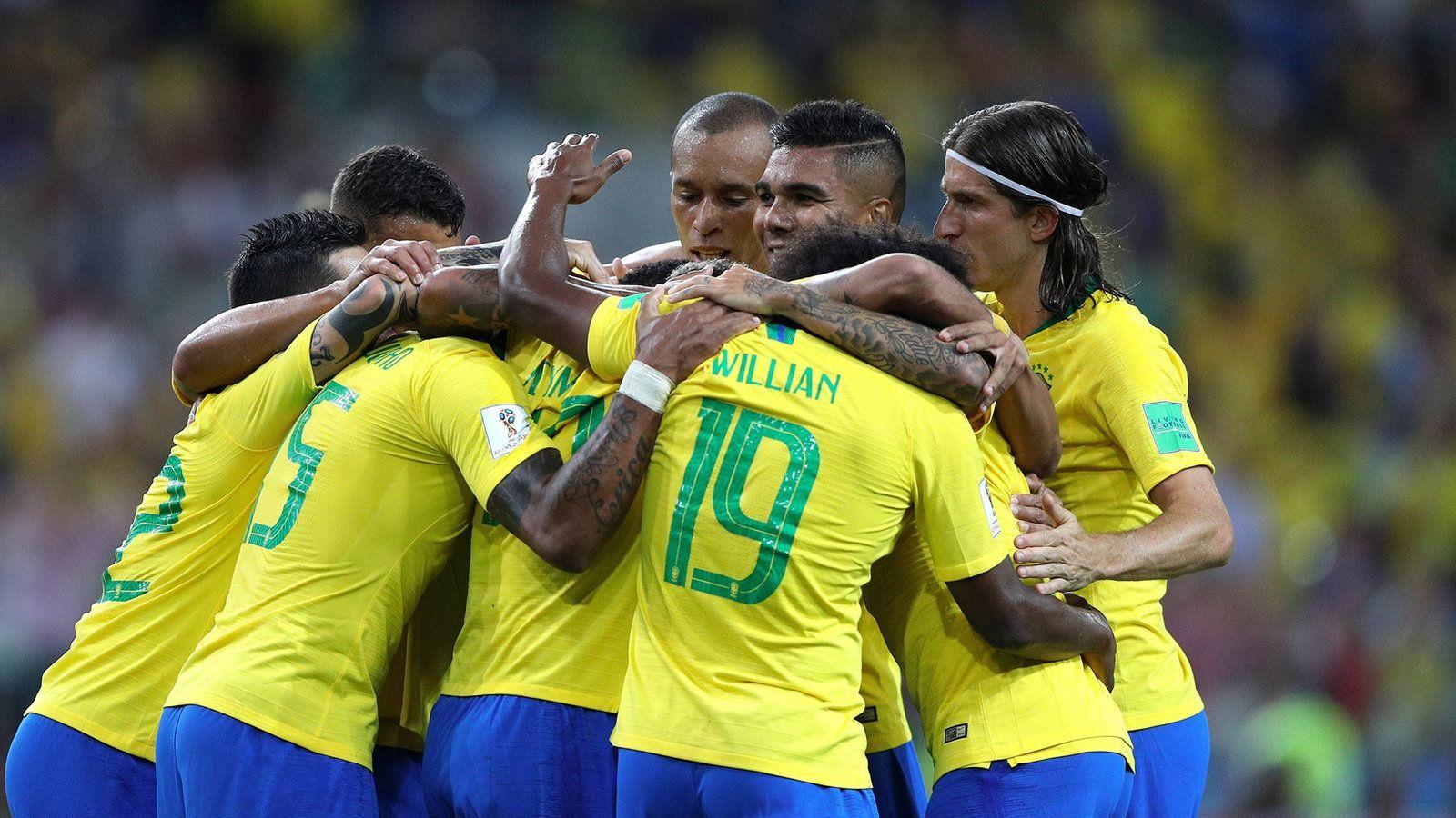 Brasilien Gruppe Wm 2020