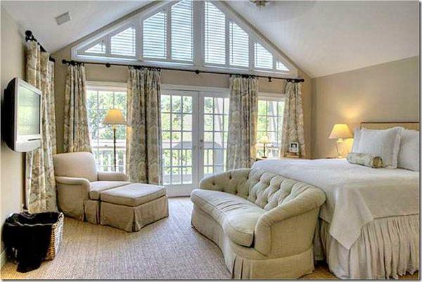 tolle ideen wie sie ihr dreiecksfenster verdunkeln haus pinterest window. Black Bedroom Furniture Sets. Home Design Ideas