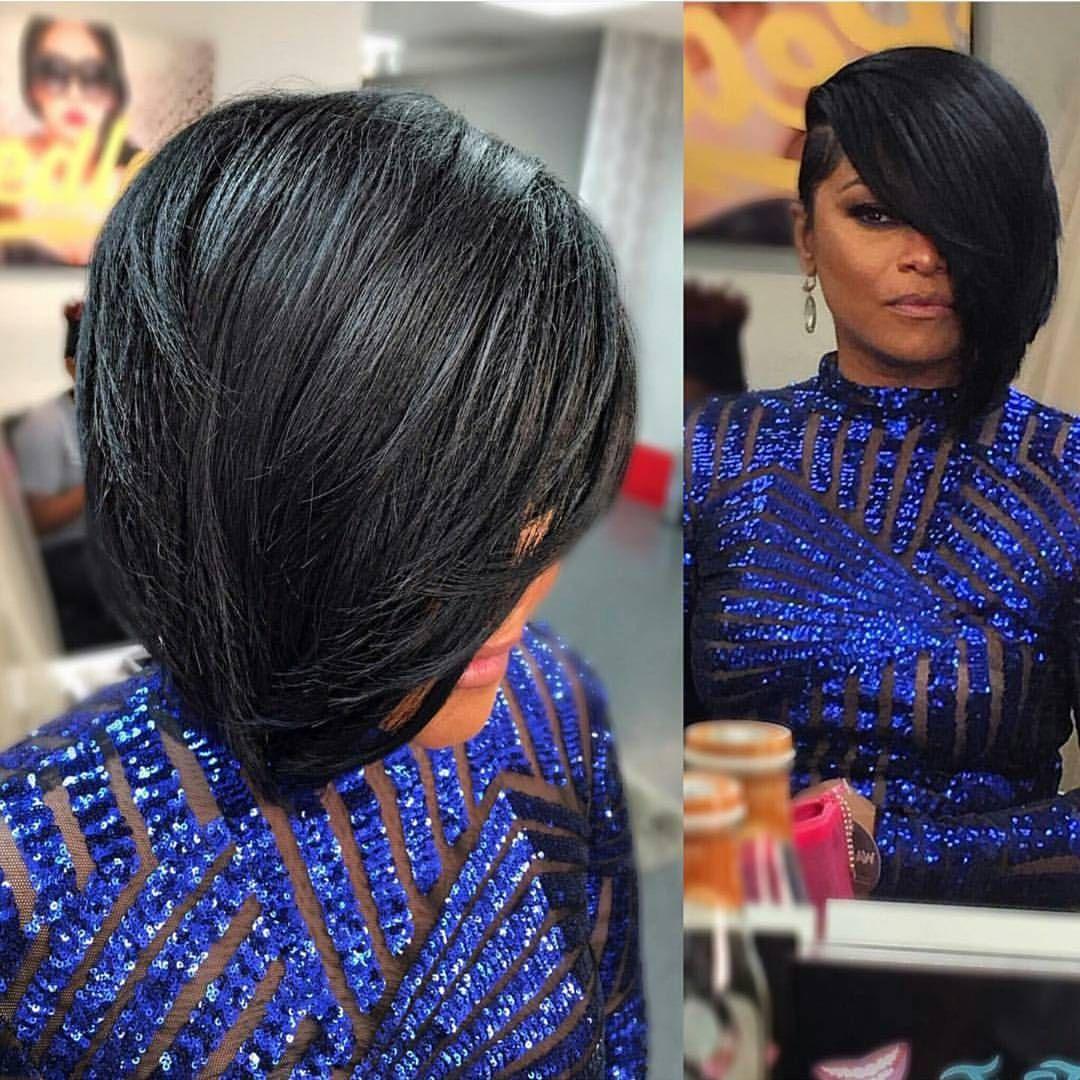 ♡ april daniels | black hairstyles | black girl short