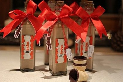 Photo of Children's chocolate liqueur without egg by SabrinaHauser | chef