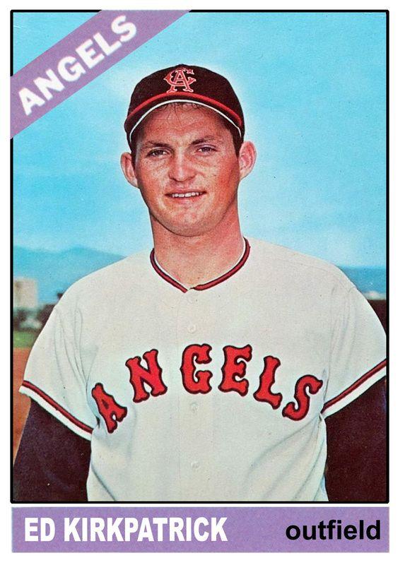 Full Roster Set Of 1966 California Angels Angels Baseball Baseball Cards Baseball